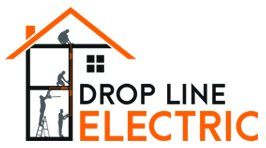Drop Line Electric Logo